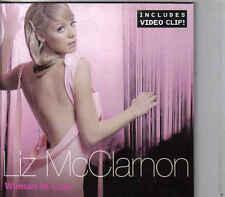 Liz McCarnon-Woman In Love cd single incl video clip