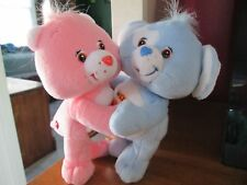 """CARE BEAR COUSINS MOUSE AND BEAR 7"""""""