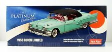 1958 Buick Limited Yellow w/ White Convertible 1:18 Scale By SUN STAR