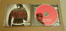 50 CENT Signed GET RICH OR DIE TRYIN' SOUNDTRACK CD curtis jackson