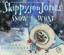 Skippyjon Jones: Skippyjon Jones Snow What by Judy Schachner (2014, Picture...