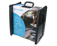 Plastic Lightweight Bi-Fold Travel Car Ramp for Dogs