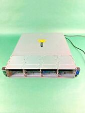 """HP StorageWorks D2600 AJ940A 12-Bay 3.5"""" SAS Disk Array w/ 2 PS and Controllers"""