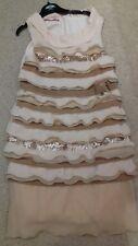 Girls Evening Dress Age 14 VALMAX Italy Stunning Cost £220 Children's Salon
