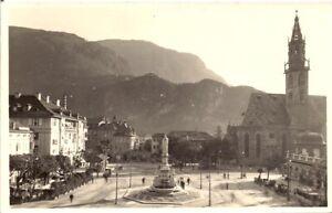 AK Bolzano Bozen Piazza Vitt. Emanuele von 1927