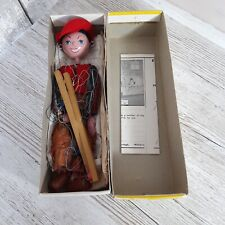 Pelham Puppets SS Cowboy Boxed with Instructions Vintage Antique Toy
