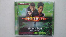 Doctor Who , Wooden Heart by Martin Day (CD-Audio, 2007)