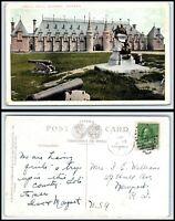 CANADA Postcard - Quebec, Drill Hall AK