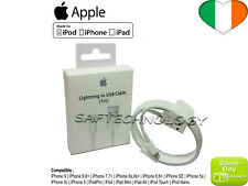 ORIGINAL GENUINE APPLE 1M 2M IPHONE 5 6 7 8 X IPAD LIGHTNING USB CHARGER CABLE