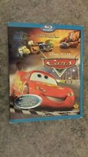new DISNEY PIXAR CARS in BLU-RAY disc film is SEALED unopened WITH slipcover