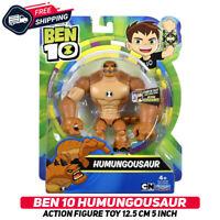Ben 10 HUMUNGOUSAUR Action Figure Toy 12.5 cm 5 Inch Original Rare New Sealed