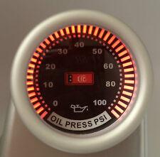 Instrumentos adicionales checa oil Press aceite de impresión digital led9904 indicador LED