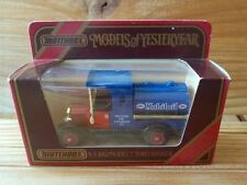 Matchbox Models of Yesteryear Ford Contemporary Diecast Cars, Trucks & Vans with Limited Edition