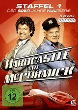 6 DVD-Box ° Hardcastle & McCormick ° Staffel 1 ° NEU & OVP