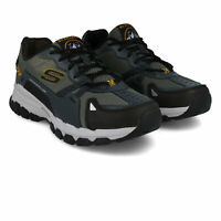 Skechers Mens Outland 2.0 Walking Shoe - Green Sports Outdoors Breathable