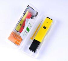 Digital LCD PH Meter Tester Mini Pocket Auto Pen for Aquarium Pool Water