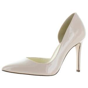Jessica Simpson Women's Pheona D'Orsay Slip On Dress Pump Pink Patent Size 10