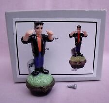 Frankenstein With Bolt Bottle Midwest Of Cannon Falls Phb Trinket Box