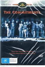 THE COMMITMENTS  DVD NEW AND SEALED