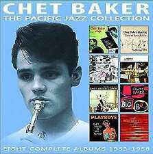 Chet Baker - The Pacific Jazz Collection (4cd) NEW 4 x CD