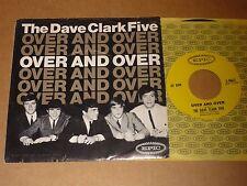 """Dave Clark Five """"una y otra vez"""" nos épica P/c 45"""