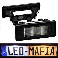2x BMW 1er 3er X3 X5 X6 E70 E71 F25 - LED License Plate Light Module - 6000K
