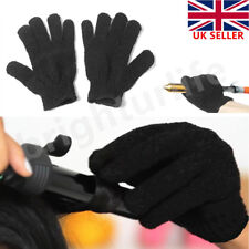 1 Pair Heat Resistant Protective Gloves For Hair Straightener Curling Tongs Wand
