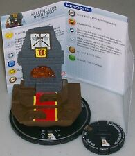 HELLFIRE CLUB INNER CIRCLE T006 Wolverine and the X-Men Heroclix team base