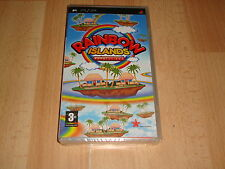 RAINBOW ISLANDS EVOLUTION DE TAITO - RISING STAR GAMES SONY PSP NUEVO PRECINTADO