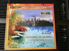 """FIM UltraHD CD """"Autumn In Seattle"""" Tsuyoshi Yamamoto Like new"""