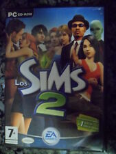 Los Sims 2 PC Completo Foto real del juego Totalmente en castellano:
