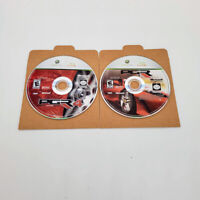 PGR Project Gotham Racing 3 & 4 (XBOX 360) Disc Only 2 Game Lot