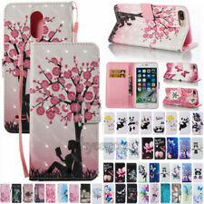 For Huawei P40 P30 P20 Pro Mate 10 Magnetic Flip Card Wallet Leather Case Cover