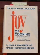 The Joy of Cooking, Used Hardcover, 1984 34th Printing of First Edition 1975
