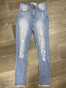 Las Mejores Ofertas En Vibrant Jeans Para De Mujer Ebay