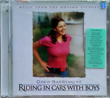 RIDING IN CARS WITH BOYS - CD SOUNDTRACK WITH HYPE STICKER - STILL SEALED