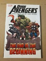 Dark Avengers: The End is The Beginning Marvel Comics Trade Paperback TPB