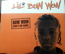 BOW WOW 4 TRACK CD THAT'S MY NAME FREE POST IN AUSTRALIA