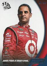 2013 13 Press Pass Juan Pablo Montoya #/99 Chevrolet Penske NASCAR