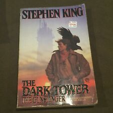 The Dark Tower The Gunslinger by Stephen King Large Softback Book 1988 1st Ed