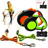 10ft/16ft/26ft Retractable Dog Leash for Small Medium Large Dogs Free Shipping