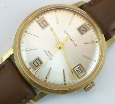 Vintage Caravelle Mechanical Wristwatch - Cal. 11DPD - Excellent Original Dial !
