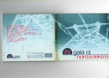 Gaia 13 - Nord.e.lektro  - CD - TRANCE BREAKBEAT ELECTRO