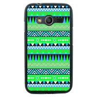 Coque Souple en gel pour Samsung Galaxy Trend 2 Lite avec impression aztèque _1