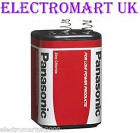PANASONIC TORCH LANTERN BATTERY 6 VOLT 6V PJ996 4R25R