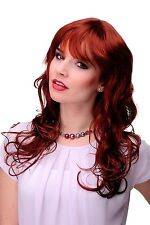 Irresistibly Curly Ladies' Wig Red Copper Red approx. 55 cm long 9669-350