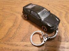 DIecast Honda CRX CR-X Black Toy Car Keyring Keychain