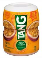Tang Passion Fruit Powdered Drink Mix  18 oz Canister 1.12 Pound Pack of 1