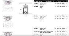 Viabizzuno C1 incasso tutta luce bianco  G5 21W HE 900mm F6.129.51