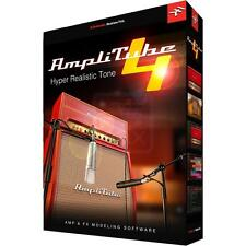 IK Multimedia Amplitube 4 Guitar Amplifier Software Download
